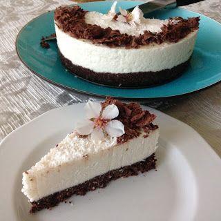 Bounty torta/ Raw bounty cake ~ Nyers konyha