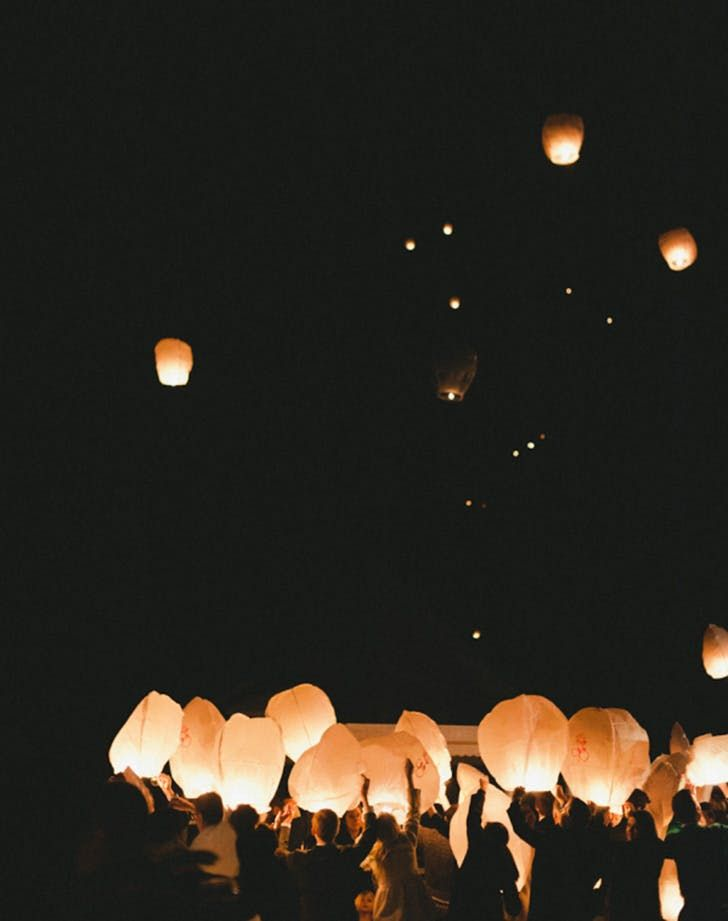 12 Non-Traditional Wedding Ideas That Will Make You Want to Redo Your Pinterest Boards via @PureWow