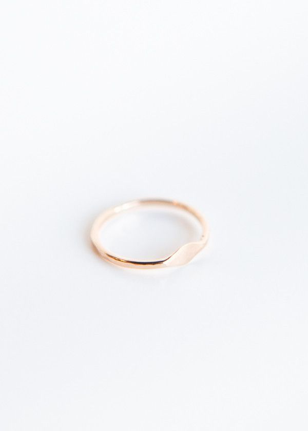 Laite Jewelry Swell Ring – Parc Boutique