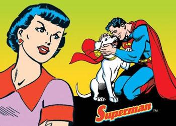Krypto The Superdog And Superman | Krypto the Superdog - Alternative Comics