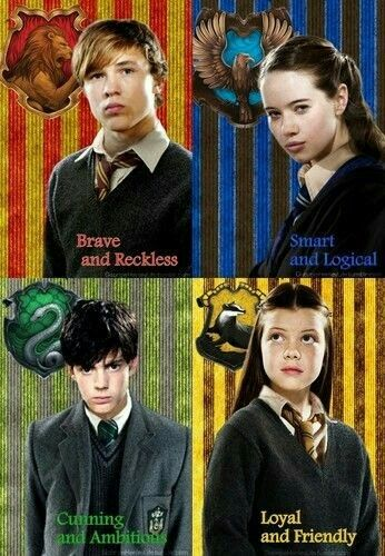 Hogwarts + Narnia