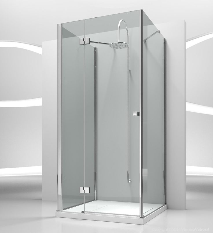 sa+sf+sg : sintesi shower enclosures models - pivot door | by @vismaravetro