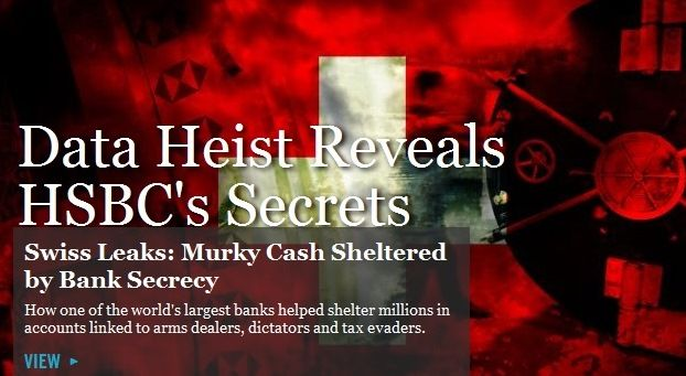 HSBC: the world's favourite tax evasion shelter