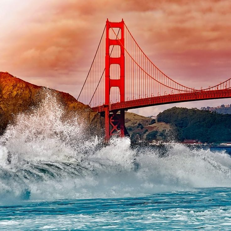 America dell'Ovest più New York da San Francisco   USA