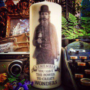 CANDLE - CREATE WONDERS  www.coreterno.com