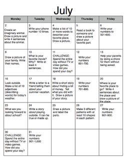 """FREE LESSON - """"Summer Homework"""" - Go to The Best of Teacher Entrepreneurs for this and hundreds of free lessons.  Kindergarten - 2nd Grade #FreeLesson  #TeachersPayTeachers   #TPT   #Homework    http://www.thebestofteacherentrepreneurs.net/2012/06/free-misc-lesson-summer-homework.html"""