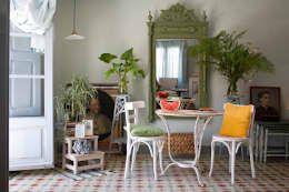 Projekty,  Jadalnia zaprojektowane przez Casa Josephine