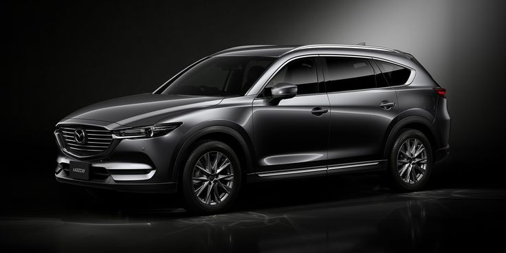 The 2018 Mazda CX-8 has been revealed in its home market of Japan this week, giving us a first look at the brand's new seven-seat SUV. Sitting below the larger CX-9 in Mazda's global line-up, the CX-8 is the company's first three-row crossover in the Japanese market - as the CX-9 isn't sold there...