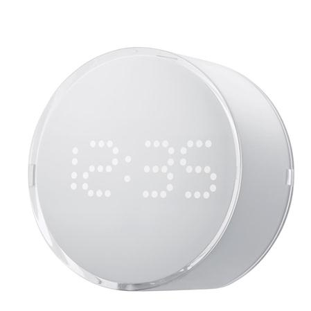 Authentics & Invotis Orange  Table alarm clock