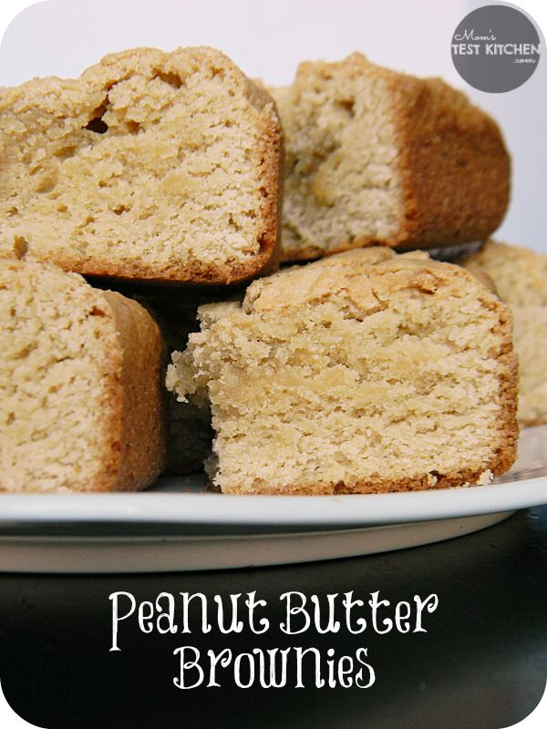 Peanut Butter Brownies | www.momstestkitchen.com | #KraftHolidaySavings