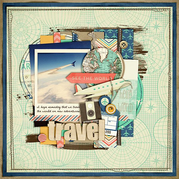 Travel - Scrapbook.com