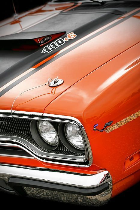 1970 Plymouth Road Runner 440 #ClassicCar QuirkyRides dot com