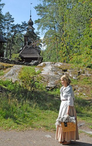 Le musée de plein air de Seurasaari (Helsinki) Finland