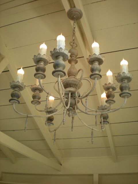 Reloved rubbish old world chandelier diy