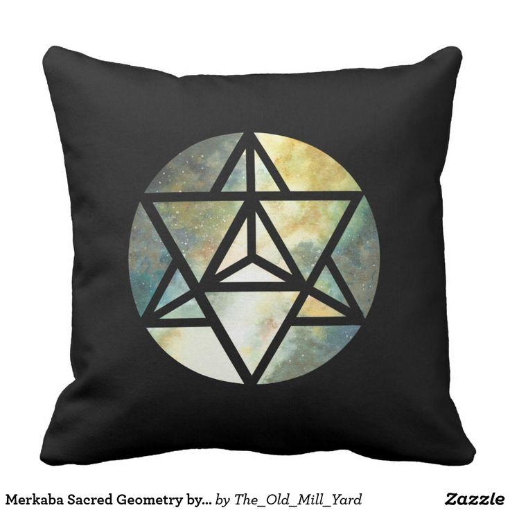 Merkaba Sacred Geometry by Kari Weatherbee
