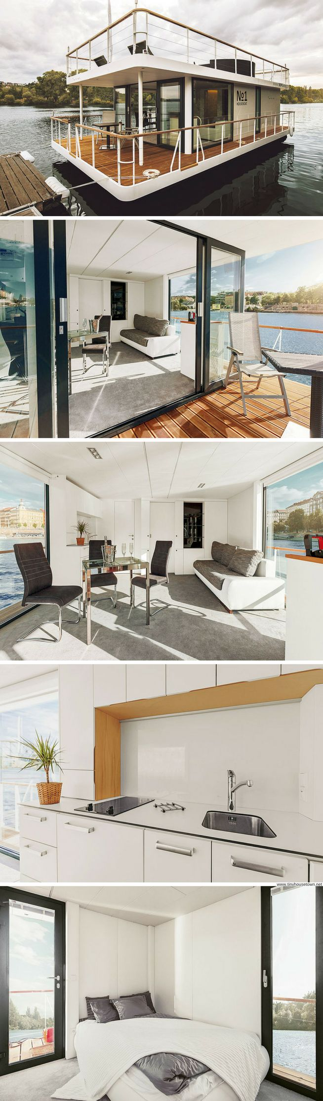 The No. 1 Living 40 Houseboat