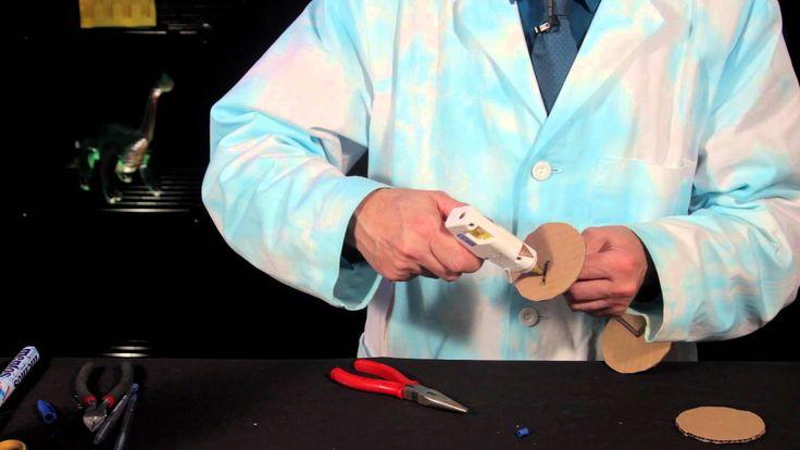 Nick & Tesla: Science Bob's Mentos Car #science #education