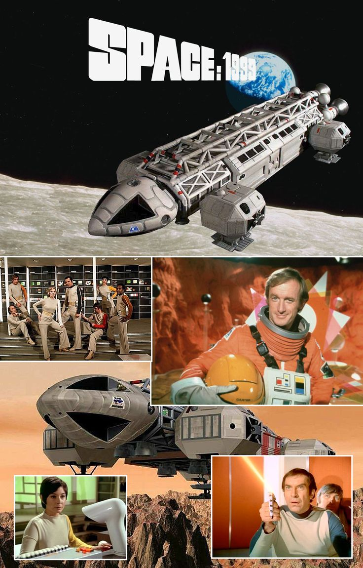This television Sci-Fi adventure (forty-eight programs all together) was on…