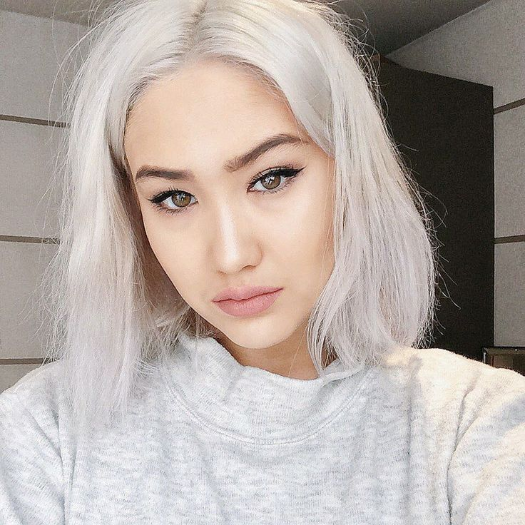 Keep It Casual, A Style Guide  #refinery29  http://www.refinery29.uk/erica-bowes-style-instagram-hair#slide-1  White HairMy hair is a very big part of my image right now and too right because it's very hard to achieve (it's seriously dead). But having white hair has been really fun. I've experimented with all the pastel shades, which is quick and easy to do once you've bitten the bullet and bleached. It pretty much makes any outfit. If you're in the London area, I can't recommend Butch...