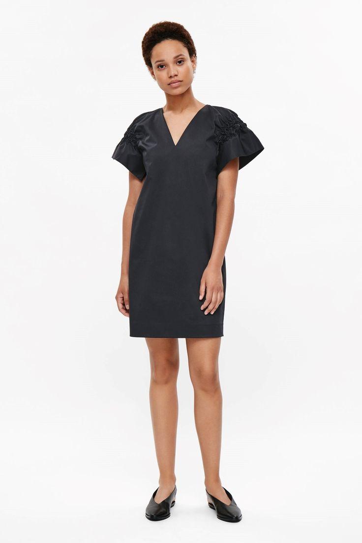 Потому что изображение 1 из платье с деталями, блуза в синий Темный