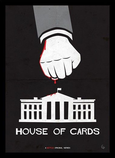 Quadro Poster Series House of Cards 11 - Decor10