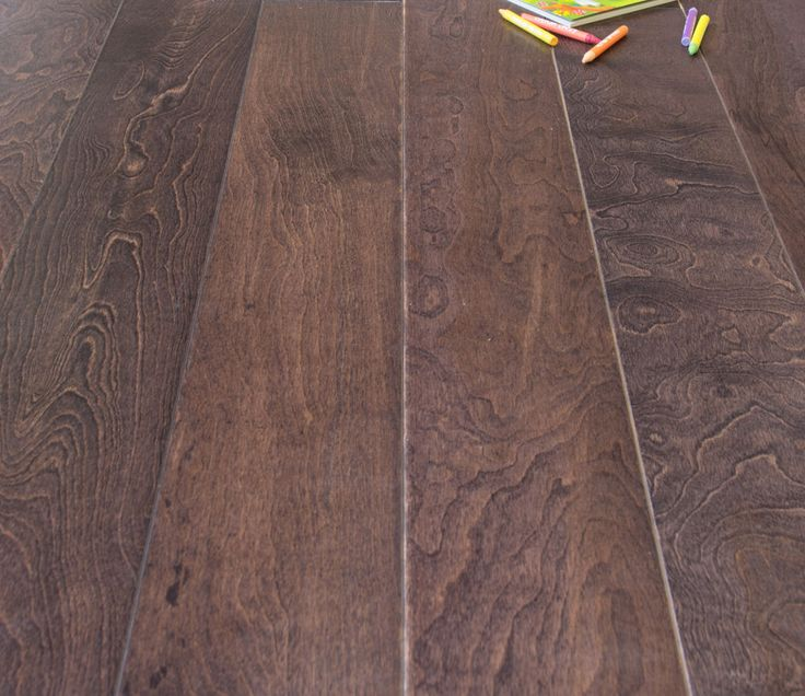 Buy this beautiful Birch #Engineered #Wood #Flooring UV Lacquere at £19.99 per m2. real piece of wood, there will be shade variation, natural grain.