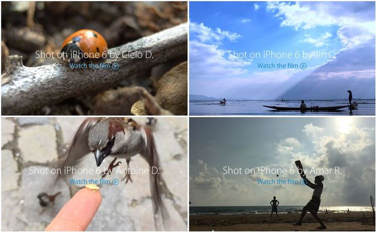 Apple promoveaza cele mai bune clipuri video inregistrate cu iPhone 6 | iDevice.ro