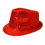 Walgreens Red Nose Day Fedora Hat