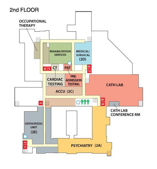 Floor 2 hospital pinterest floors hospitals and maps for Floor map design