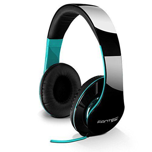 Sale Preis: Fantec SHP-250AJ Stereo On-Ear Kopfhörer (3,5 mm Klinkenstecker, 1,2 m) schwarz/türkis. Gutscheine & Coole Geschenke für Frauen, Männer & Freunde. Kaufen auf http://coolegeschenkideen.de/fantec-shp-250aj-stereo-on-ear-kopfhoerer-35-mm-klinkenstecker-12-m-schwarztuerkis  #Geschenke #Weihnachtsgeschenke #Geschenkideen #Geburtstagsgeschenk #Amazon