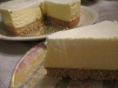 If you're a fan of Tahoe Joe's cheesecake, then you should make this recipe! I've been told from when I've made it that it's even BETTER than Tahoe Joe's!
