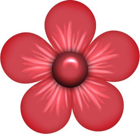 690 best clipart spring flowers images on pinterest flower art rh pinterest com