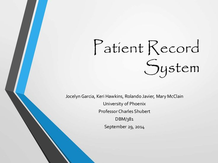 Migrating from Paper to EHRs in Physician Practices - Retired