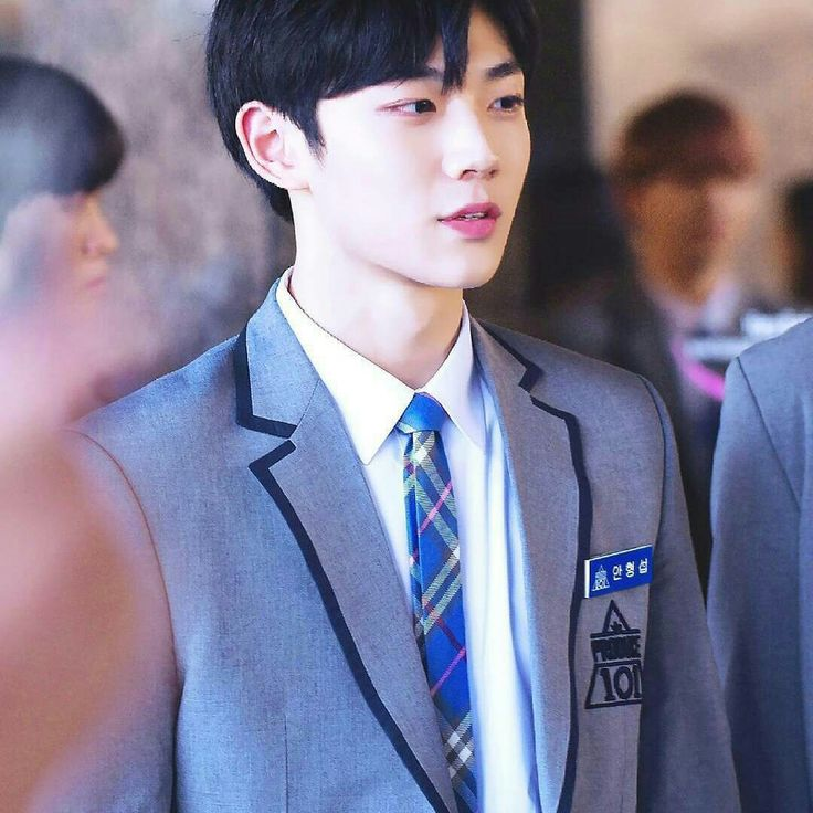 AHN HYEONG SEOP | Yue Hua Entertainment | Produce 101 - Season 2 💦