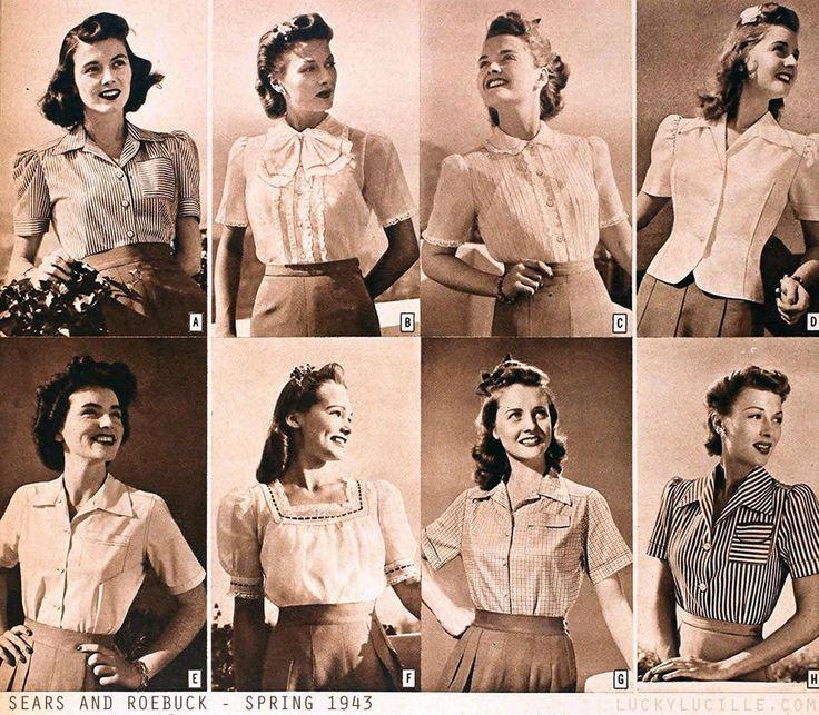 dress style 1930s 7 40s