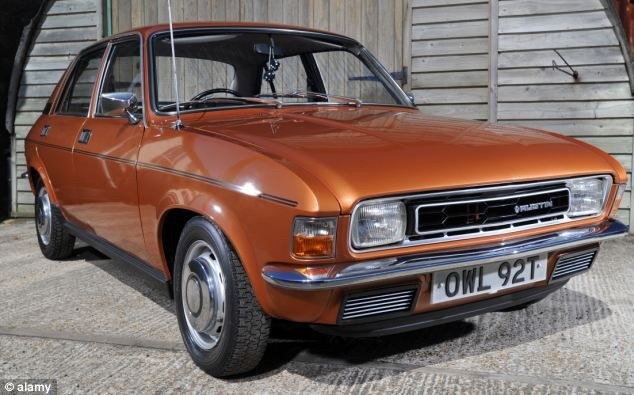 The Austin Allegro...passed my driving test in one in 1987.