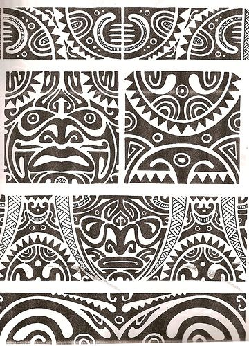 Maori artwork, from the tribe in New Zealand. Ideally, I want a maori tattoo!