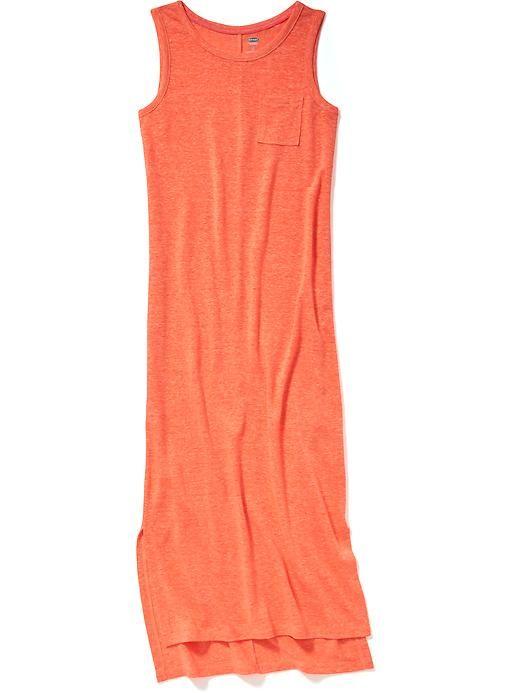 Sleeveless Maxi Dress for Girls
