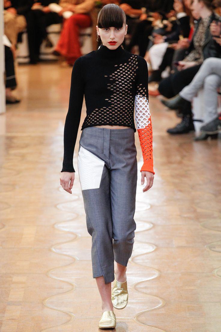 Acne Studios Spring 2016 Ready-to-Wear Fashion Show - Langley Fox