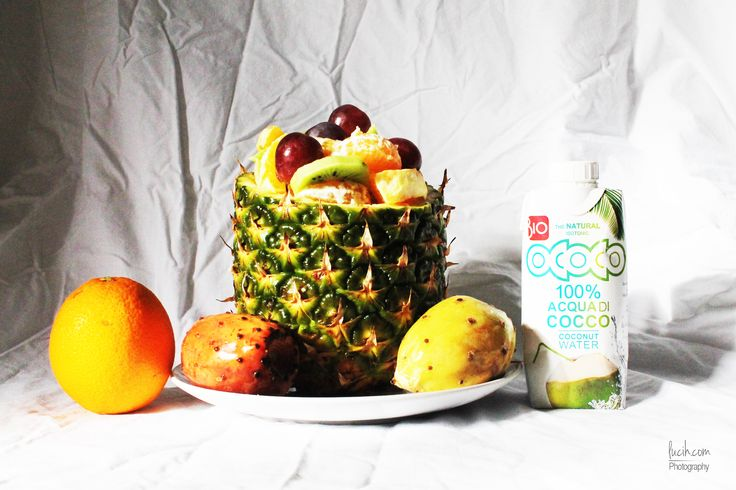 A Tropical Recipe For an Afternoon with OCOCO