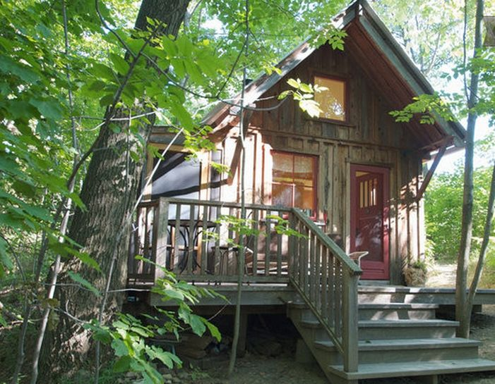11 Tiny Homes you can rent for a holiday getaway