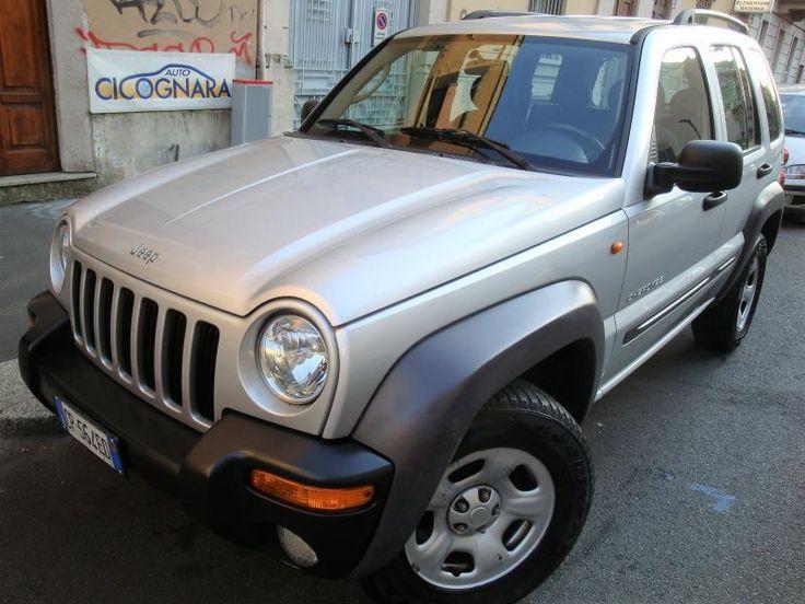 Auto Cicognara: Auto Usate e Service a Milano - 3939578915 (anche WhatsApp) NUOVO ARRIVO: Jeep Cherokee 2.5 CRD Sport usata. CLICCA sulla foto, vedi la scheda completa !!! STAY TUNED !!! Scarica dal tuo  SmartPhone la nostra utilissima App gratuita: onelink.to/7eebqu #AutoCicognara #AutoUsate #Officina #Carrozzeria #CambioOlio #TagliandoAuto #PastiglieFreni #RevisioneAuto #Milano #AC63MI #WhatsApp #Jeep #Cherokee #CRD #Sport #TrazioneIntegrale #4x4 #Ridotte #Fuoristrada