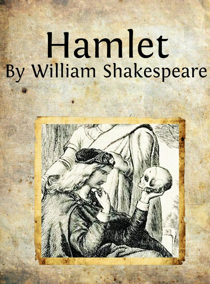 an analysis of the structure of william shakespeares play hamlet Even without shakespeare providing an elaborate description of hamlet's features, we can envision his pale face, tousled hair, and intense, brooding eyes dressed totally in black, hamlet displays all the forms, moods and shapes of grief.
