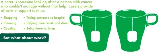 Shopping, cooking and cleaning are just some of the ways carers provide support to their loved ones.