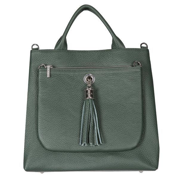 VVA Handbags - Dahlia Racing Green  http://www.vva.co.uk/products/dahlia-racing-green