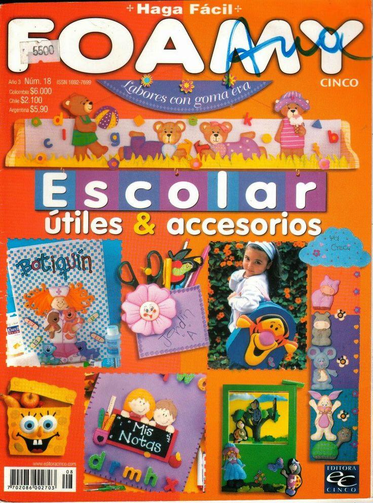 Revista diManualidades escolares