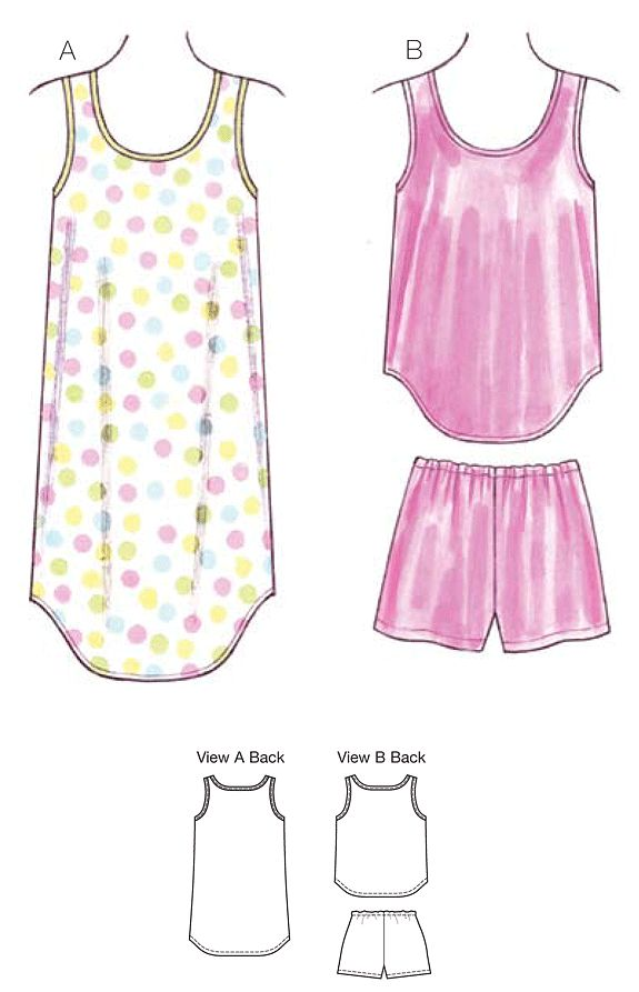 free scoop bottom shirt pattern sewing | Fabric Requirements