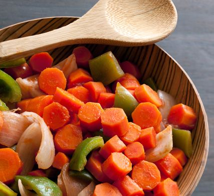 Tía Rosa and Ruth Eichner's Sweet-and-Sour Carrots