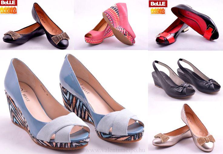 Utolsó párak utolsó árak a készlet erejéig, a Valentina Cipőboltokban és Webáruházunkban! BeLLE akciós női lábbelik kihagyhatatlan áron vásárolhatók és rendelhetők 😉  http://valentinacipo.hu/kereso/marka/belle-50/akcios/1  #akcio #utolsó_pár #BeLLE_cipő #nyári_vásár