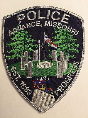 Advance-Missouri-Police-Patch